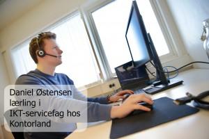 Lærling IKT-servicefag