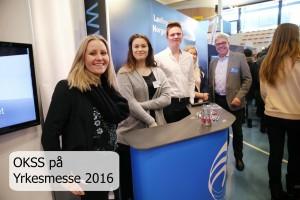 Opplæringskontor salg service og lærlinger på Yrkesmesse